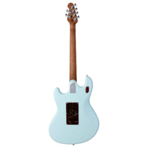 גיטרה חשמלית Music Man StingRay Guitar RS צבע Powder Blue