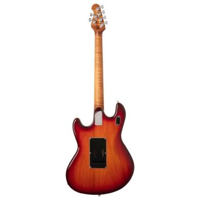 גיטרה חשמלית Music Man StingRay Guitar RS צבע Burnt Amber