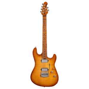 גיטרה חשמלית Music Man Sabre צבע Honey Suckle