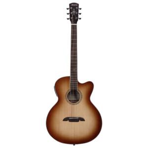גיטרה אקוסטית בריטון מוגברת Alvarez ABT60CESHB