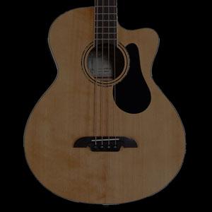 גיטרות בס אקוסטיות