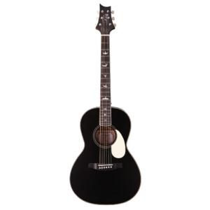 גיטרה אקוסטית פרלור PRS SE P20 צבע Blacktop