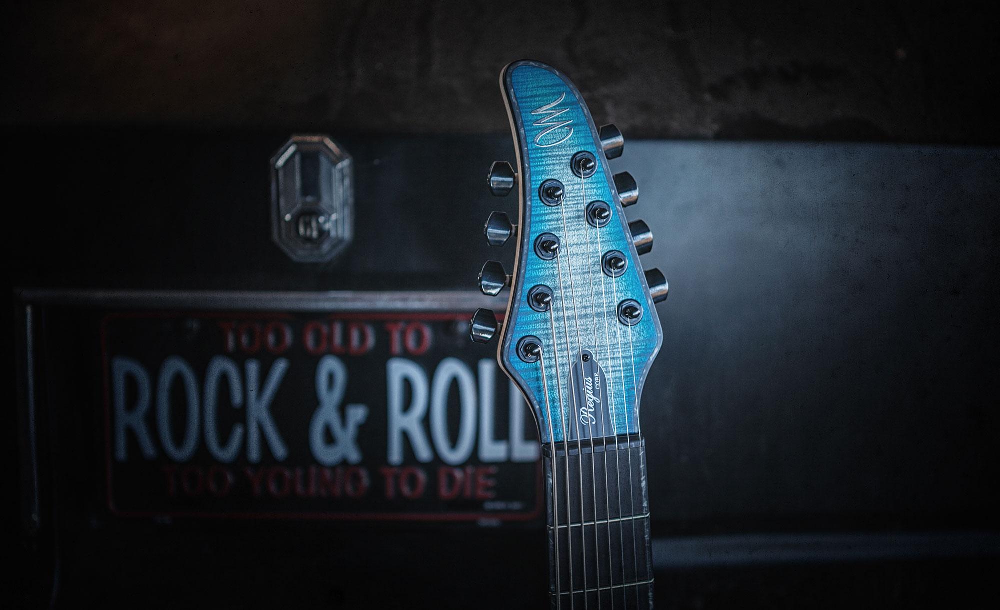 תמונת פרומו גיטרות Mayones