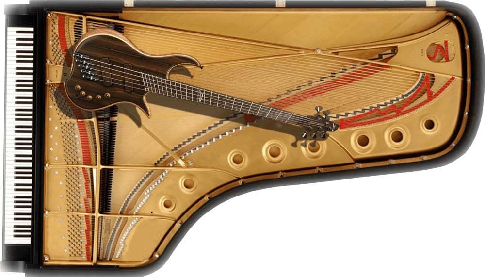 dingwall grand piano
