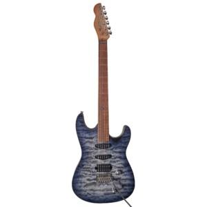 גיטרה חשמלית Chapman ML1 Standard Hybrid Stone Black