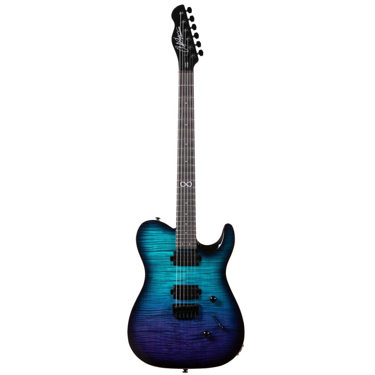גיטרה חשמלית Chapman ML3 Modern Standard Abyss
