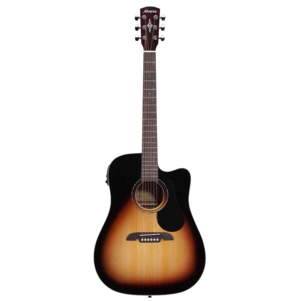 גיטרה אקוסטית מוגברת Alvarez RD26CESB