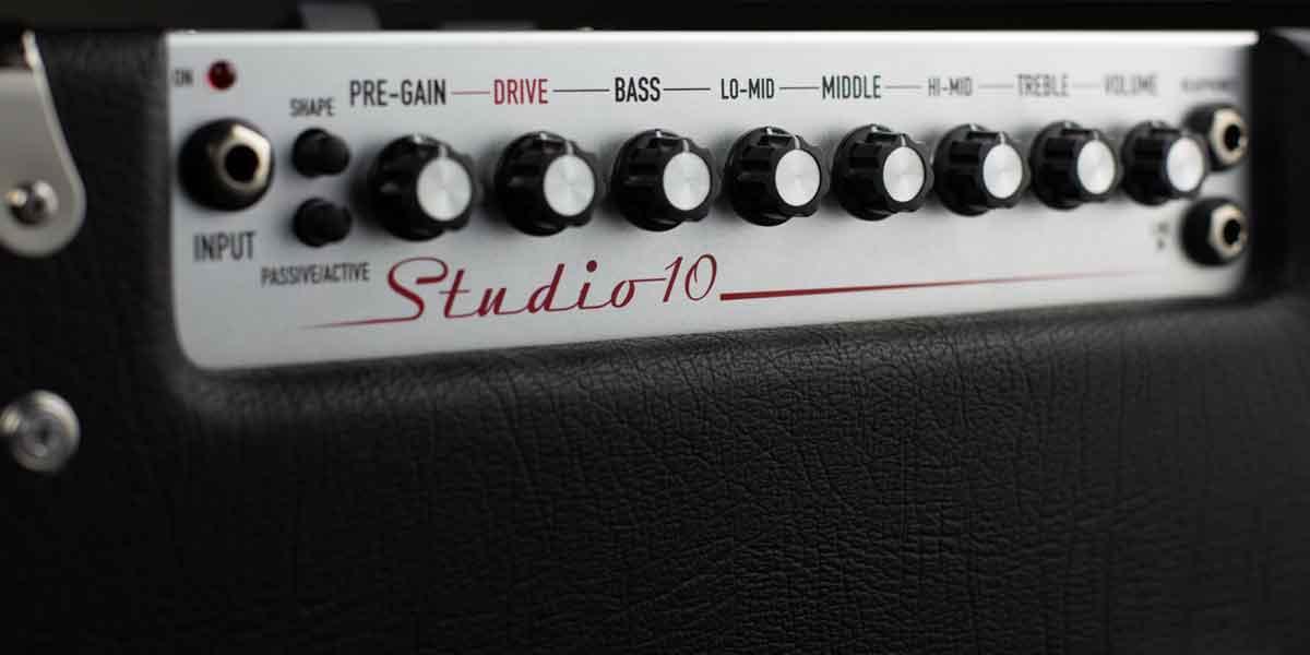 מגבר קומבו לבס Ashdown Studio 10