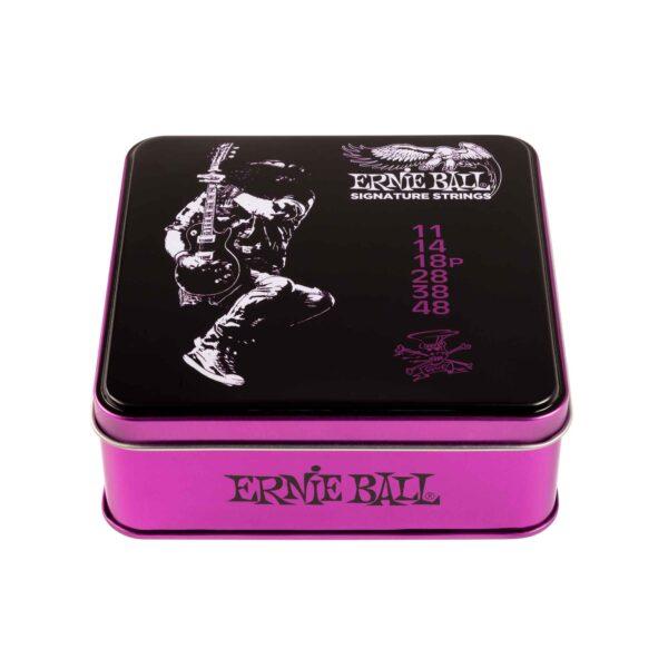 3 סטים מיתרים לגיטרה חשמלית Ernie Ball Slash Signature 11-48
