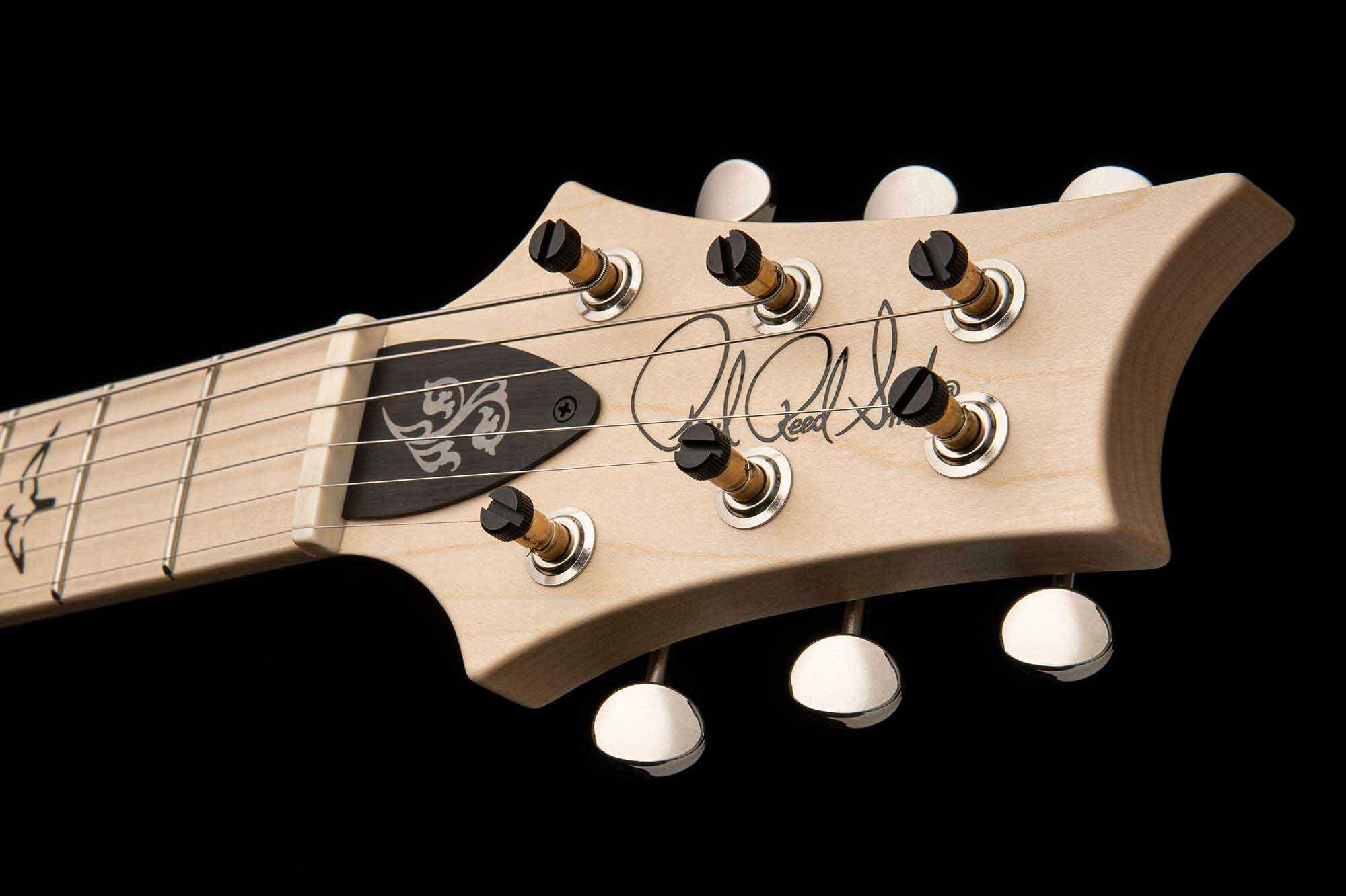 גיטרה חשמלית PRS USA Fiore צבע Amaryllis