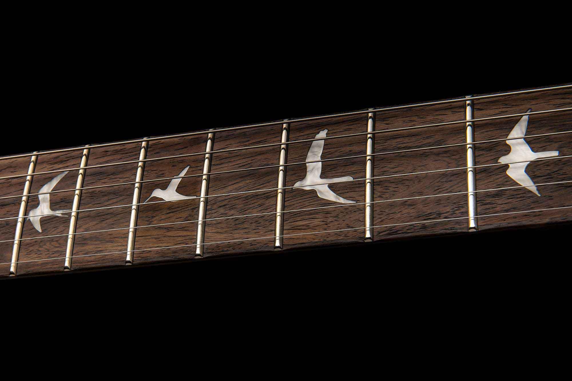 גיטרה חשמלית PRS SE Custom 24 2021 צבע Black Gold Burst