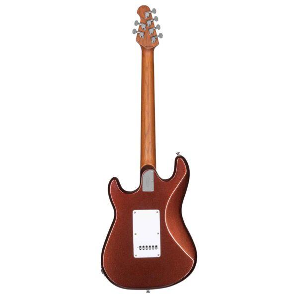 גיטרה חשמלית Sterling by Music Man Cutlass CT50HSS צבע Dropped Copper