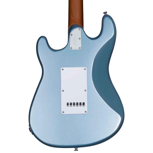 גיטרה חשמלית Sterling by Music Man Cutlass CT50HSS צבע Firemist Silver
