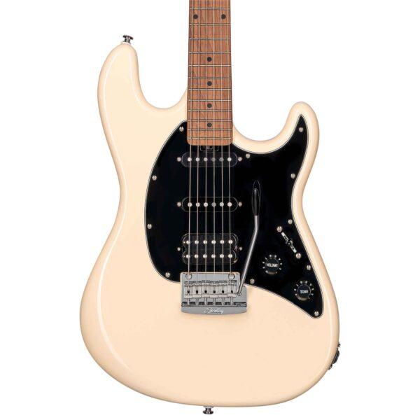 גיטרה חשמלית Sterling by Music Man Cutlass CT50HSS צבע Vintage Cream