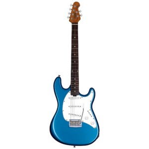 גיטרה חשמלית Sterling by Music Man Cutlass CT50 SSS צבע Toluca Lake Blue