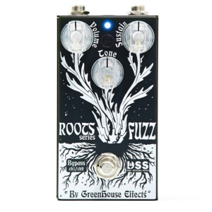 פדאל פאז לגיטרה Greenhouse Effects Roots Fuzz