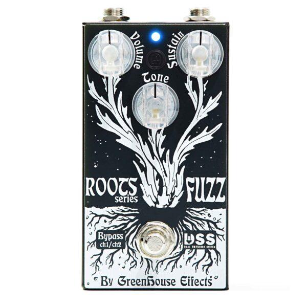 פדאל פאז לגיטרה Greenhouse Effects Roots Fuzz