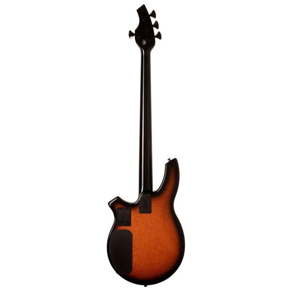 גיטרה בס Music Man Bongo 4 HH בצבע Harvest Orange