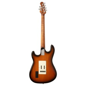 גיטרה חשמלית Music Man Cutlass RS SSS צבע Vintage Tobacco Burst