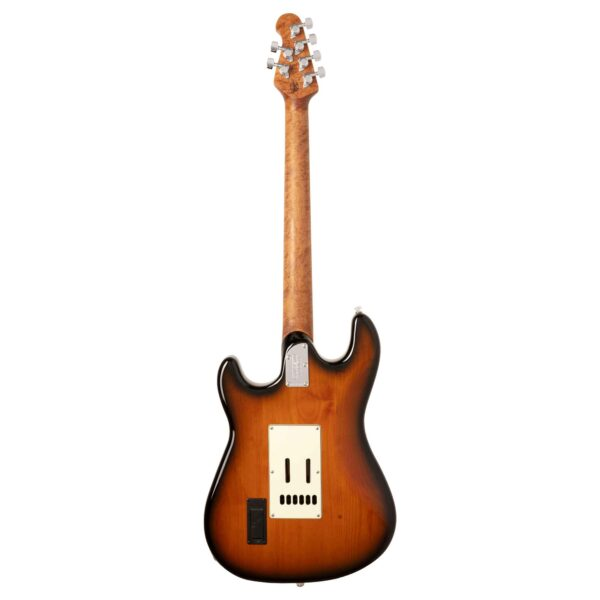 גיטרה חשמלית Music Man Cutlass RS HSS צבע Vintage Tobacco Burst