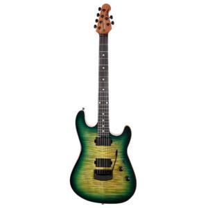 גיטרה חשמלית Music Man Sabre צבע Gator Burst