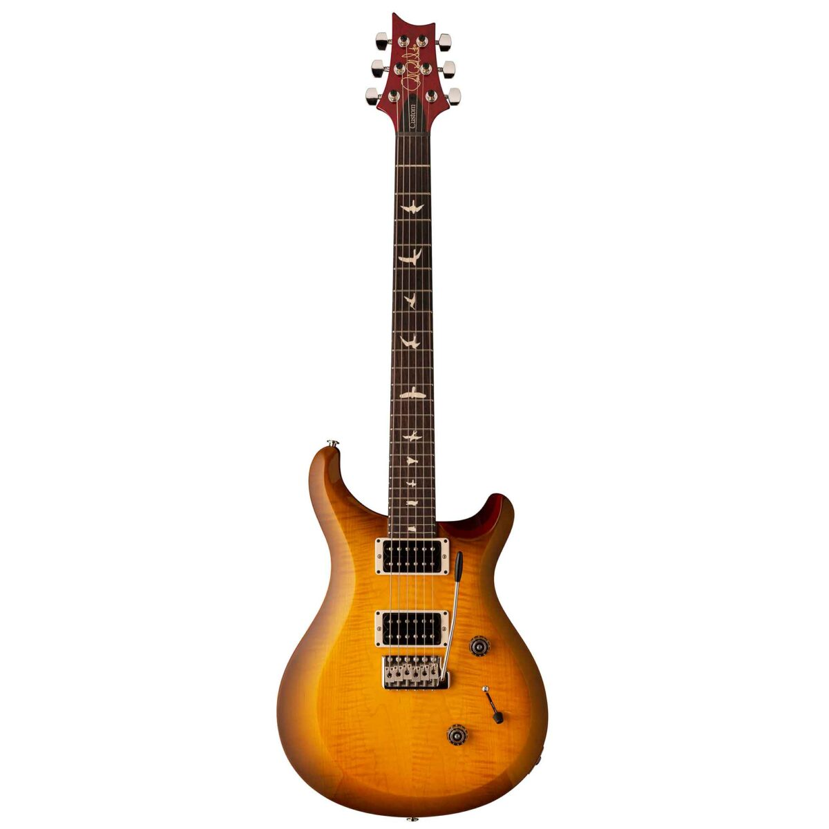 גיטרה חשמלית PRS USA S2 Custom 24 צבע McCarty Sunburst