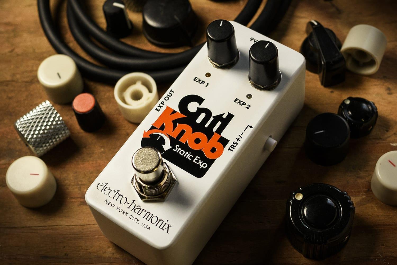 פדאל אקספרשן סטטי לגיטרה Electro-Harmonix Cntl Knob