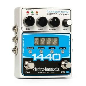 פדאל לופר לגיטרה Electro-Harmonix 1440 Stereo Looper