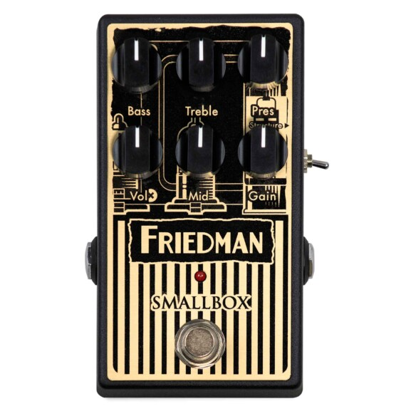 פדאל אוברדרייב לגיטרה Friedman Smallbox Overdrive