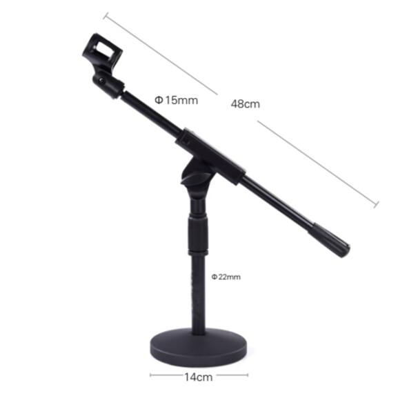 סטנד שולחני למיקרופון GMS-210