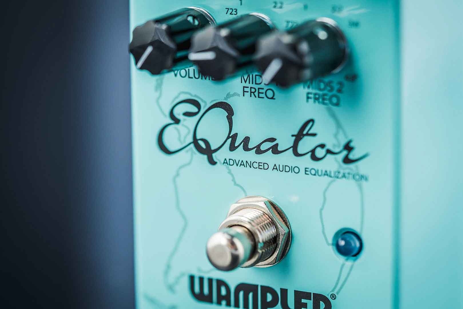 פדאל אקולייזר לגיטרה Wampler EQuator Equalizer