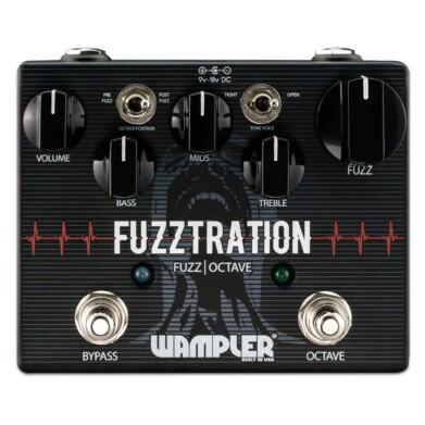 פדאל פאז לגיטרה Wampler Fuzztration