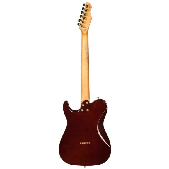 גיטרה חשמלית Chapman ML3 Pro Traditional, Classic Black