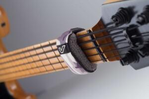 משתיק מיתרים לגיטרה Gruv Gear FretWraps Camo White