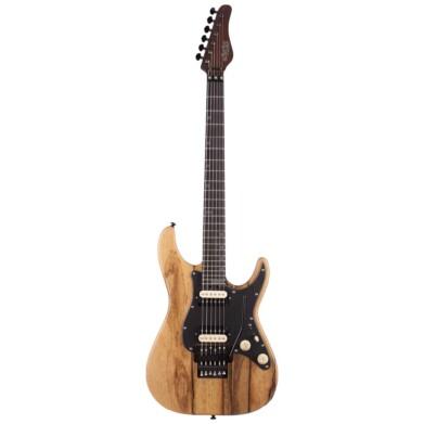 גיטרה חשמלית Schecter Sun Valley Super Shredder Exotic Black Limba