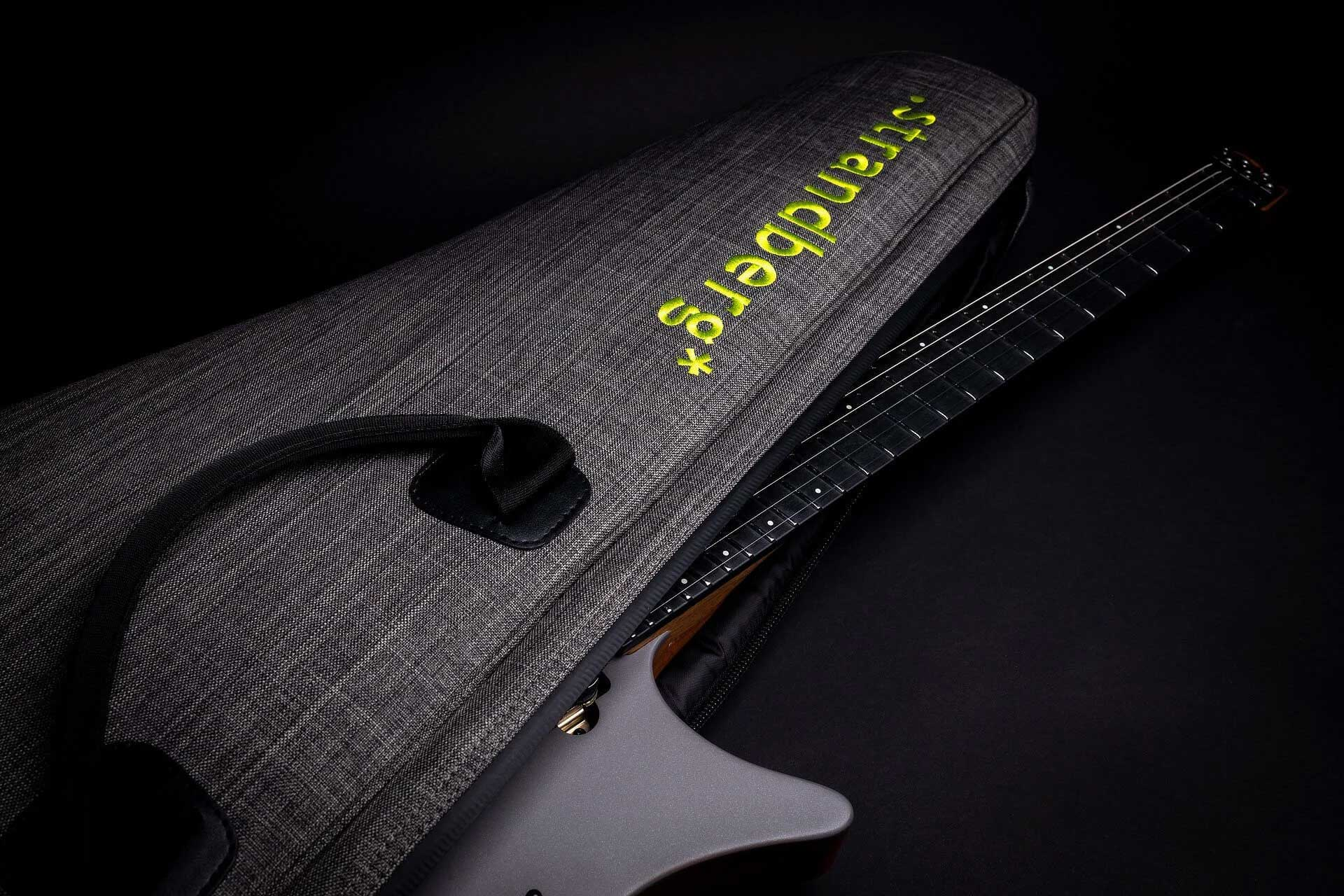 גיטרה חשמלית Strandberg Boden 6 DR Titanium
