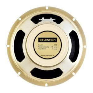 רמקול למגבר לגיטרה חשמלית Celestion G10 Creamback