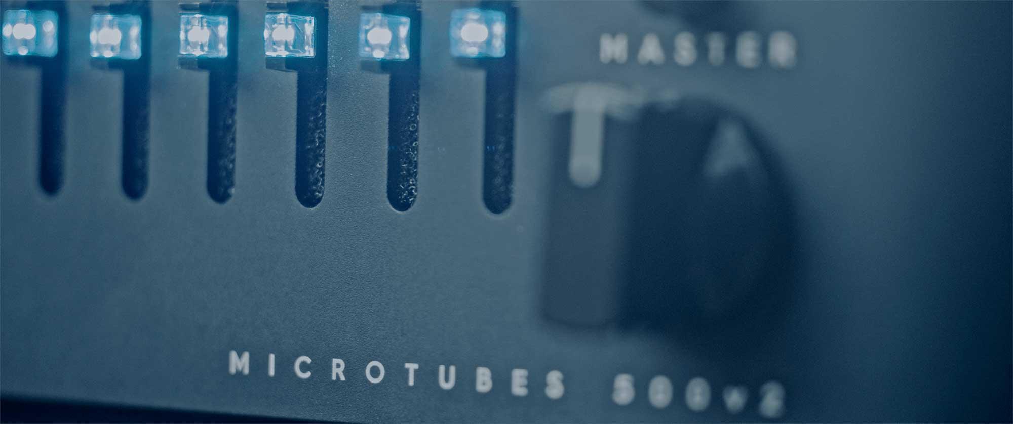 מגבר ראש לבס Darkglass Electronics Microtubes 500 v2