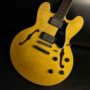 גיטרה חשמלית רבע נפח Heritage Standard H-535, Antique Natural