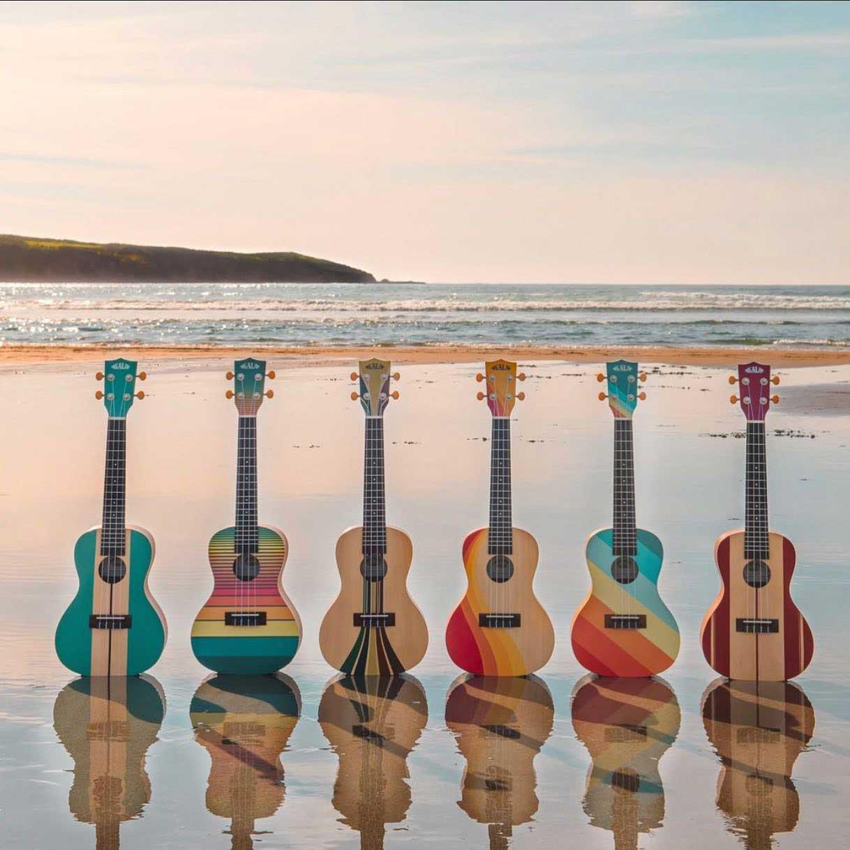 סדרת יוקוליליס Kala Surf Series