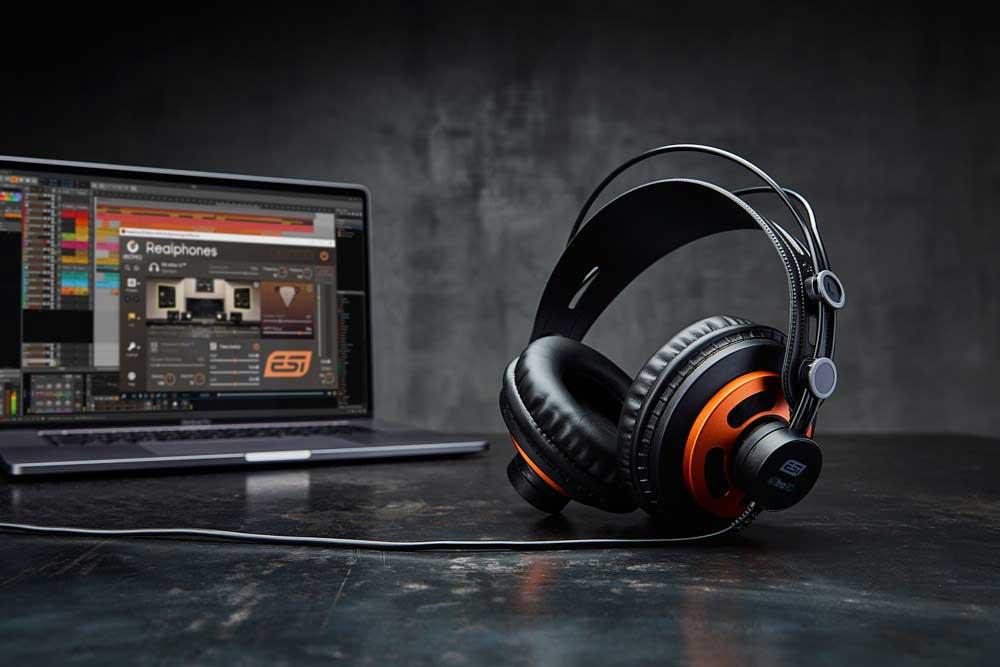 אוזניות מוניטור אולפניות ESI Audio eXtra 10
