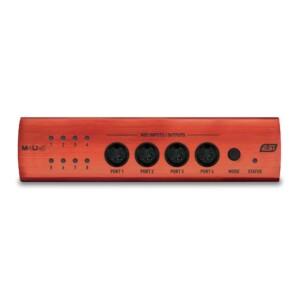 ממשק MIDI-USB למחשב ESI Audio M4U eX