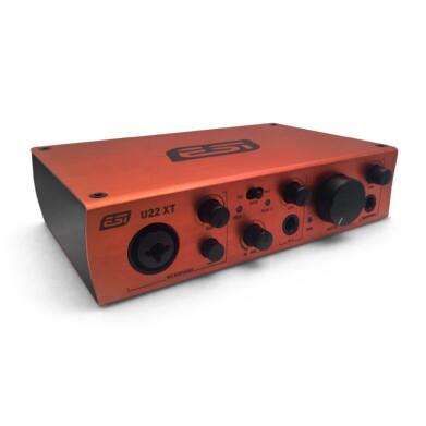 כרטיס קול למחשב ESI Audio U22 XT