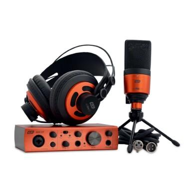 חבילת אולפן ביתי ESI Audio U22 XT cosMik Set