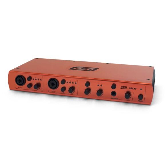 כרטיס קול למחשב ESI Audio U86 XT