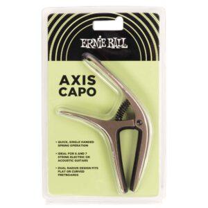 קאפו Ernie Ball Axis Dual Radius Capo Pewter