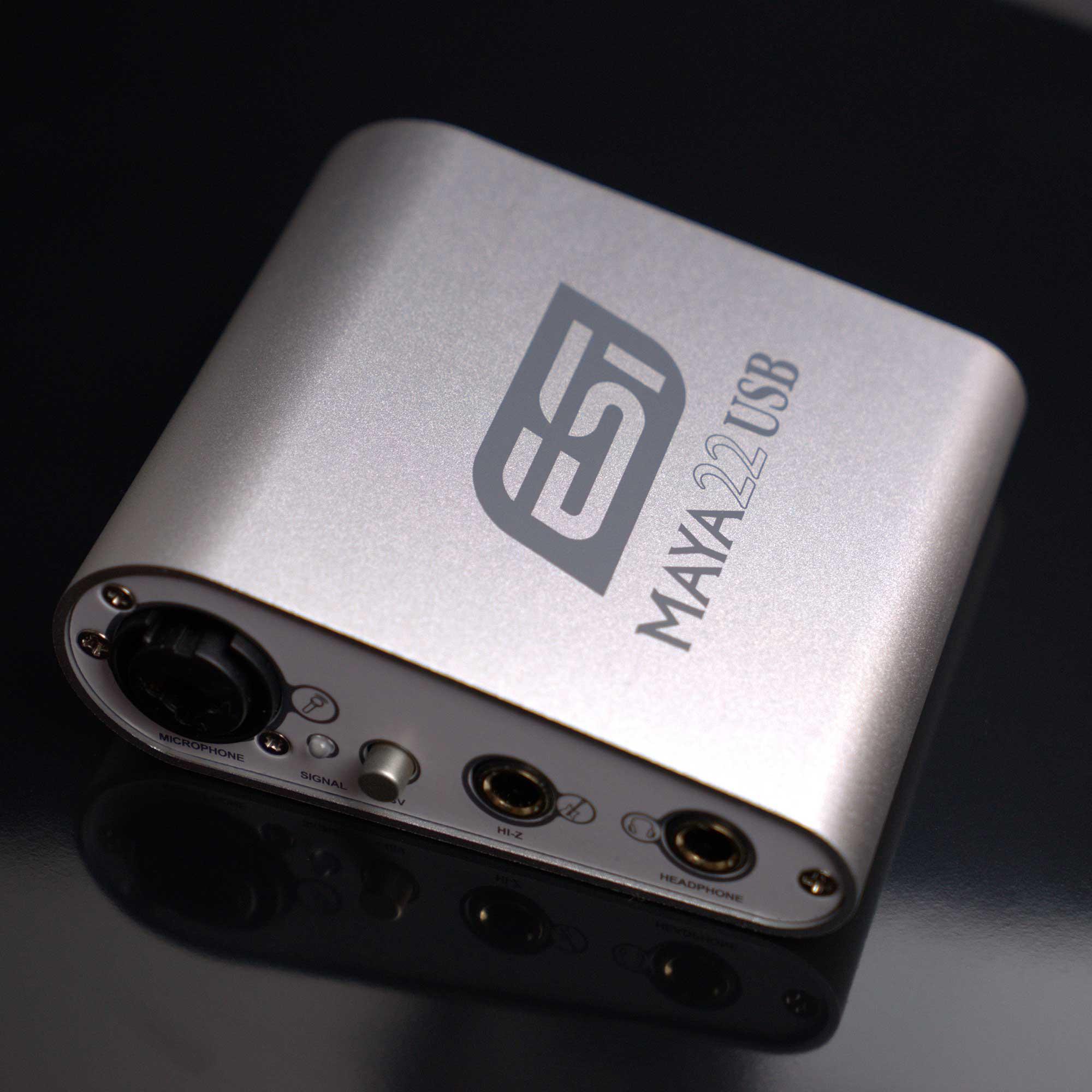 כרטיס קול למחשב ESI Audio MAYA22 USB