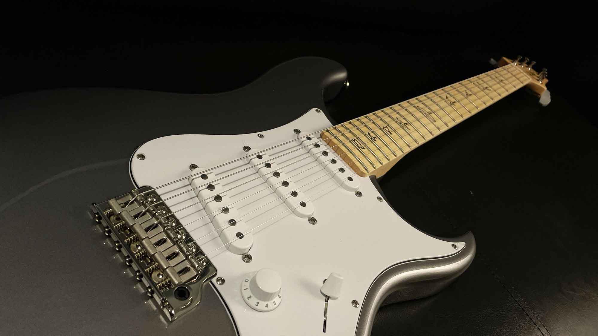 גיטרה חשמלית PRS USA Silver Sky, Tungsten, Maple