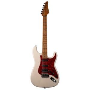 גיטרה חשמלית Suhr Limited Edition Classic S Paulownia צבע White