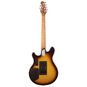 גיטרה חשמלית Music Man Valentine Tremolo צבע Tobacco Sparkle